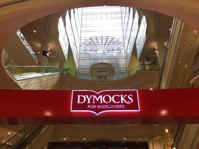dymocks-melbourne-cbd
