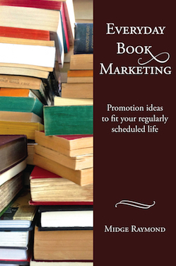 Cover of Everyday Book Marketing
